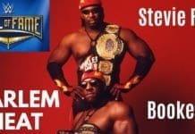Harlem Heat- Booker T and Stevie Rey to be Inducted into WWE Hall of Fame