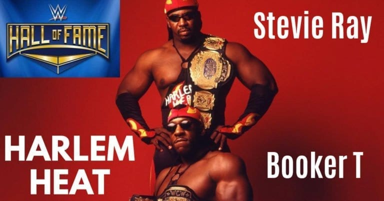 Harlem Heat to be Inducted into WWE Hall of Fame