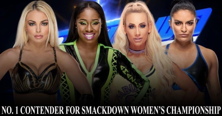 Fatal 4-Way match no #1 Contender's Match Announced for SD Women's Championship