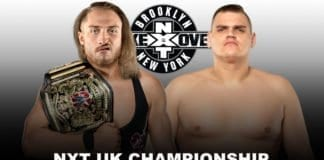 Pete Dunne(c) vs Walter, NXT UK Championship Match NXT Takeover New York,