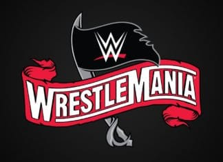 wrestlemania 36 logo