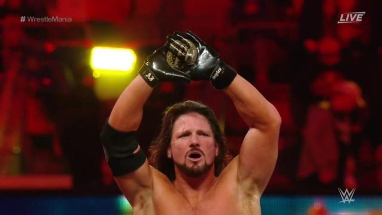 AJ Styles Reveals His Version On Travel Issue in Saudi Arabia