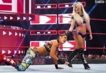 Alexa Bliss vs Bayley