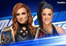 Becky Lynch vs Bayley, Becky Lynch vs Bayley SmackDown 29 April 2019,