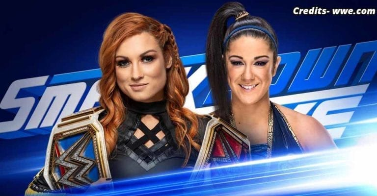 WWE SmackDown Live Results and Updates- 30 April 2019
