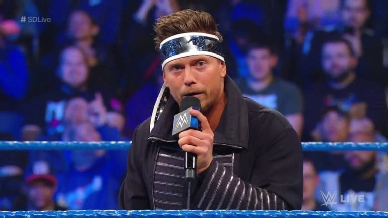 """The Miz Set To Participate In Season 30 Of """"Dancing With The Stars"""""""