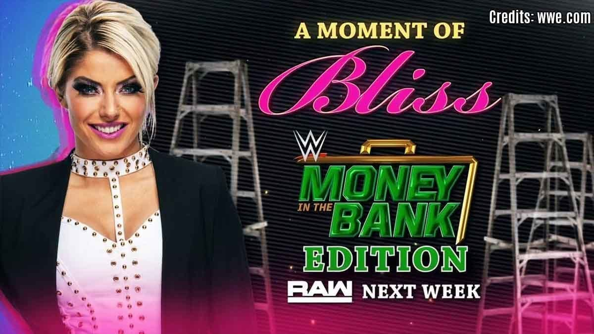 Moment of Bliss MITB edition, RAW Preview,
