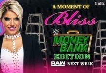 Moment of Bliss MITB edition