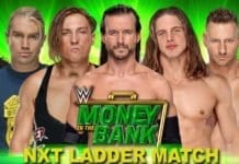 NXT Money in the Bank Match 2019, NXT MITB 2019,