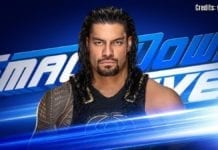 Roman Reigns SmackDown 23 April 2019, Roman Reigns,