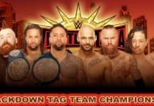 SmackDown Tag Team Championship Match at WrestleMania 35