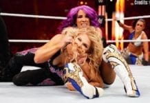Sasha Banks Incident WrestleMania 2019, Sasha Banks WrestleMania 35