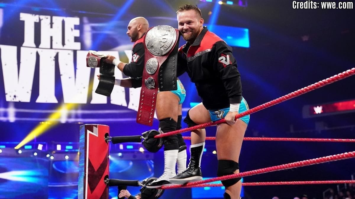 The Revival, The Revival WrestleMania