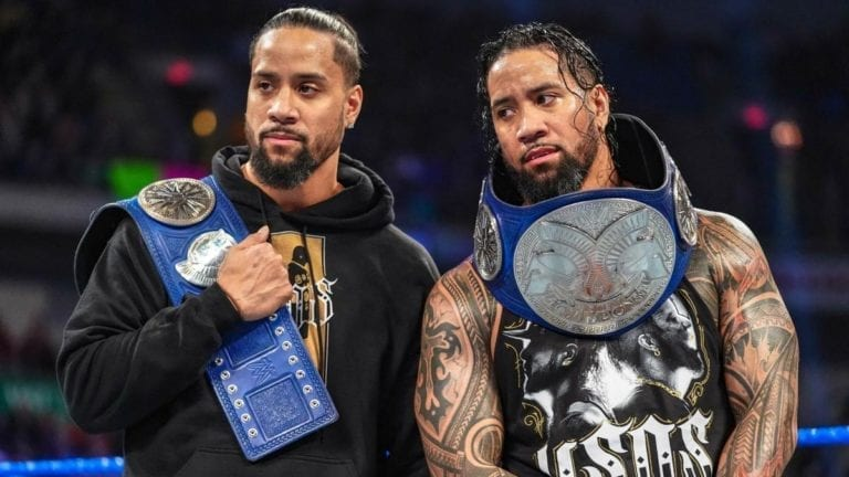 Update on The Usos & Naomi Not Being in WWE Draft 2019