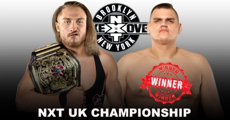 NXT Takeover New York 2019: Walter Becomes WWE UK Champion