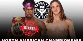 Velveteen Dream retains NXT North American Title, The Velveteen Dream defeat matt riddle