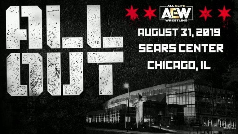 AEW All Out 2019 Live Results & Updates- 31 August 2019