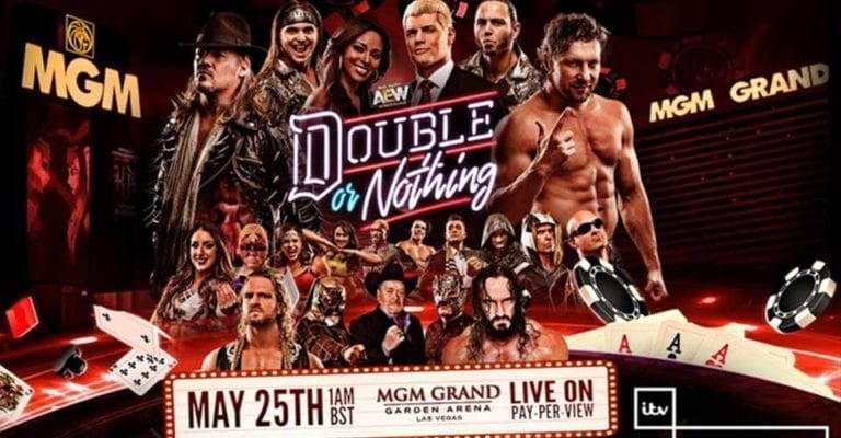 AEW Double or Nothing 2019 Live Results and Updates