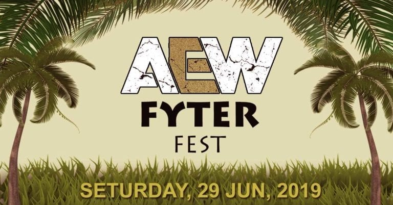 AEW Fyter Fest 2019 Matches, Tickets, Date, Location, Start Time