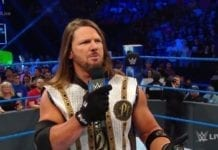 AJ Styles SmackDown 7 May 2019