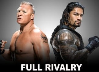 Brock Lesnar vs Roman Reigns rivalry , Brock Lesnar vs Roman Reigns wallpapers