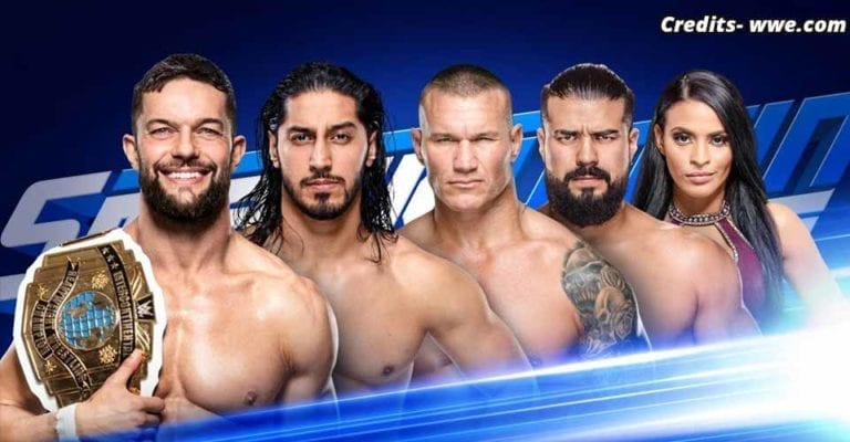 WWE SmackDown Live Results and Updates- 14 May 2019