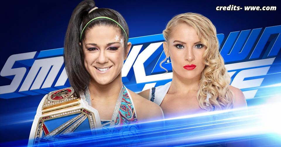 Bayley vs Lacey Evans SmackDown 28 May 2019