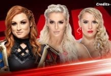 Becky Charlotte Evans RAW 13 May 2019