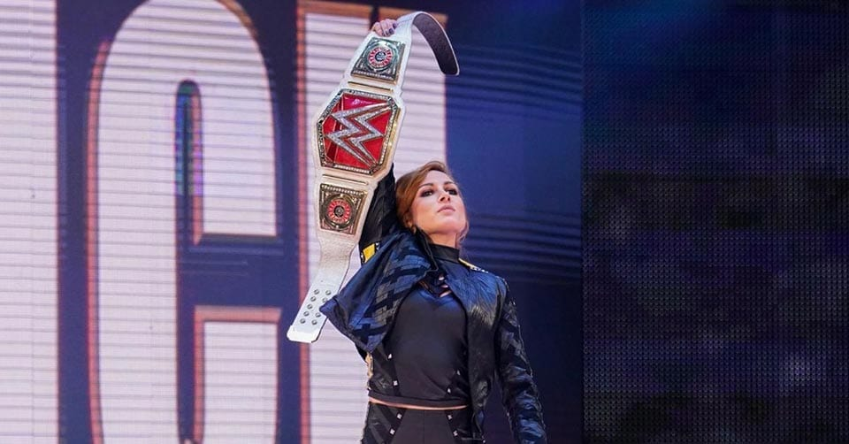 Pwi 500 List 2020.Becky Lynch Tops Pwi 100 Annual Women List For 2019 Itn Wwe