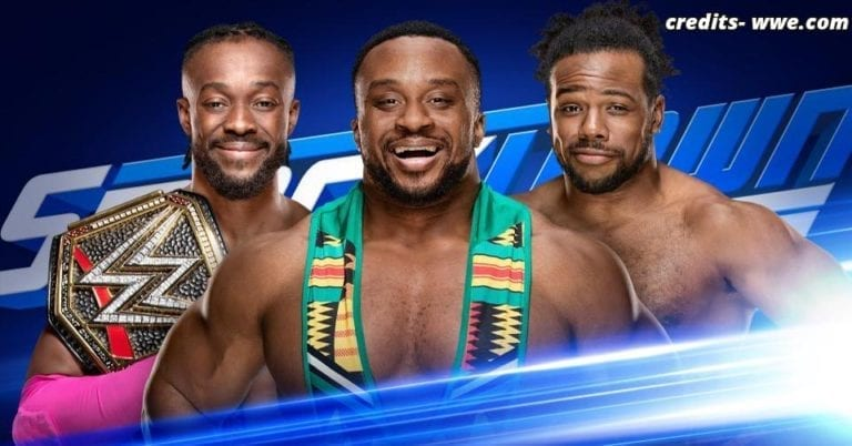 WWE SmackDown Live Results and Updates- 21 May 2019