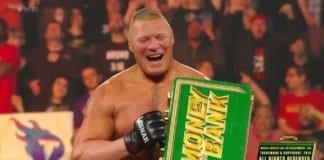 Brock Lesnar wins Money in the Bank 2019