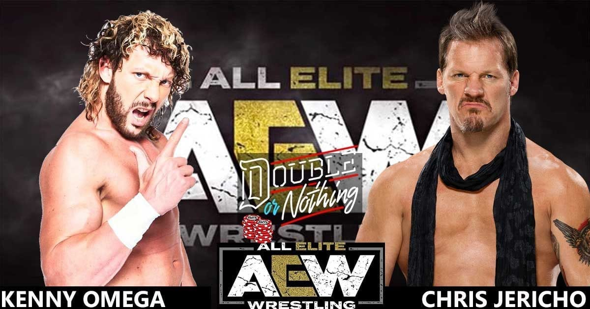 Chris Jericho vs Kenny Omega AEW Double or Nothing, Kenny Omega vs Chris Jericho Double or Nothing