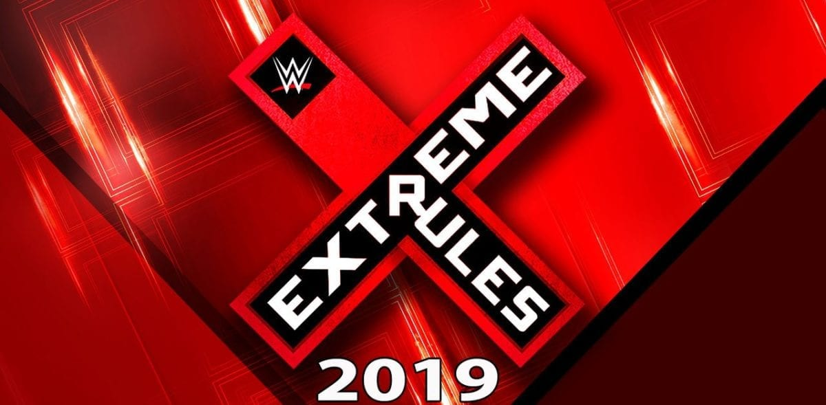 Exterme Rules 2019, Extreme Rules 2019 Poster