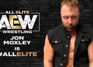 Jon Moxley is All Elite, Jon Moxley AEW,
