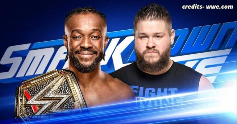 WWE SmackDown Live Results and Updates- 28 May 2019