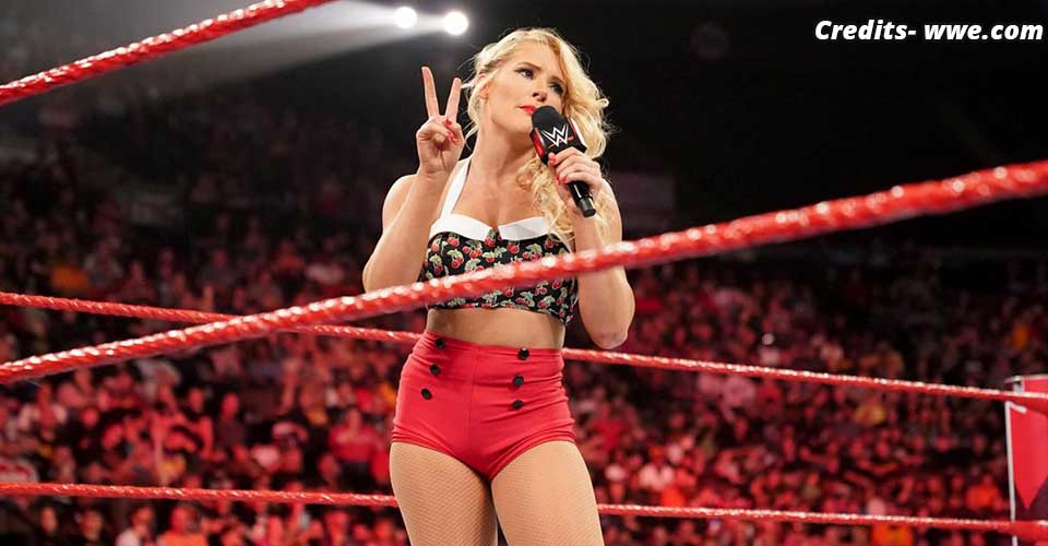 Lacey Evans RAW 6 May 2019