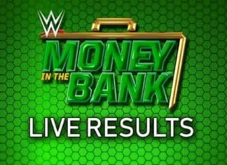 Money In The Bank 2019 Live Results poster