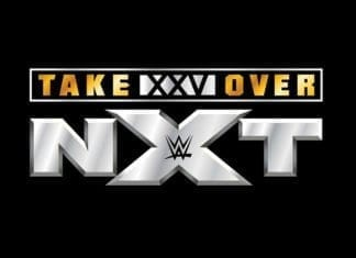 NXT Takeover 25 Poster