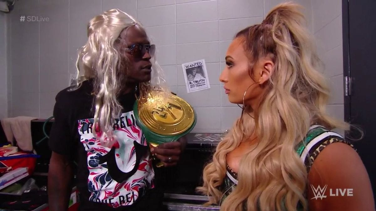 R Truth 247 Champion SmackDown 21 May 2019