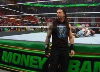 Roman Reigns Money in the Bank 2019