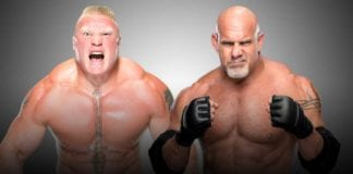 Brock Lesnar vs Goldberg, Brock Lesnar vs Goldberg wallpaper