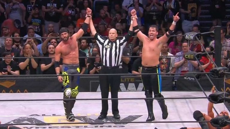 Fyter Fest 2019: Best Friends Win to Advance to All Out, Dark Order Appears