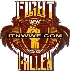 AEW Fight For The Fallen 2019 png, AEW Fight For The Fallen 2019 logo png