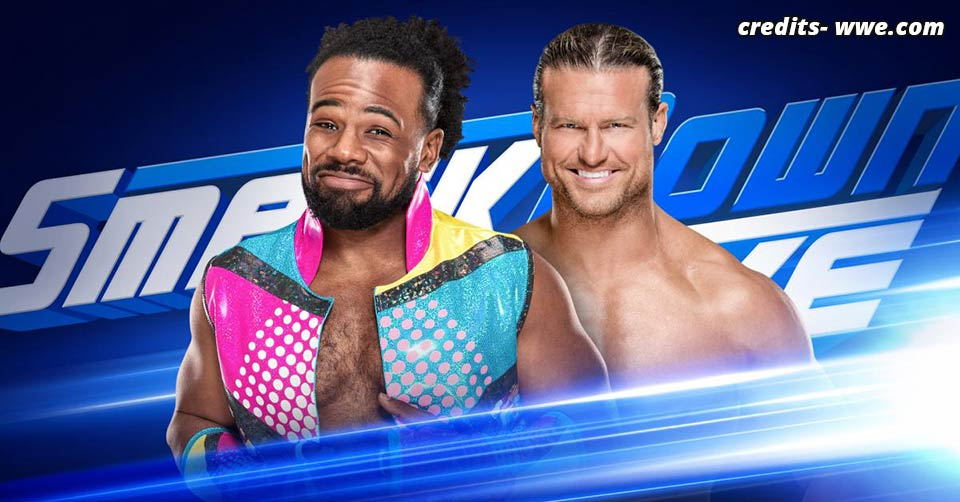 Dolph Ziggler vs Xavier Woods SmackDown 18 June 2019