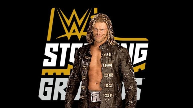 Edge might be the Special Referee at Stomping Grounds