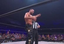Joh Moxley AEW Fyter Fest 2019