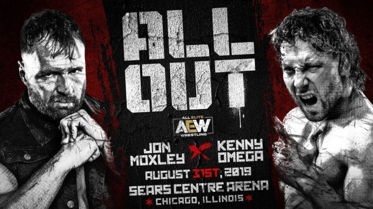 Jon Moxley vs Kenny Omega AEW All Out 2019