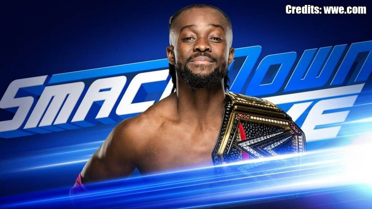 Kofi Kingston SmackDown 25 June 2019