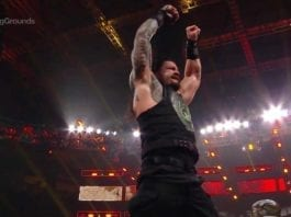 Roman Reigns Stomping Grounds 2019