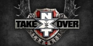 NXT TakeOver: Toronto 2019 Poster
